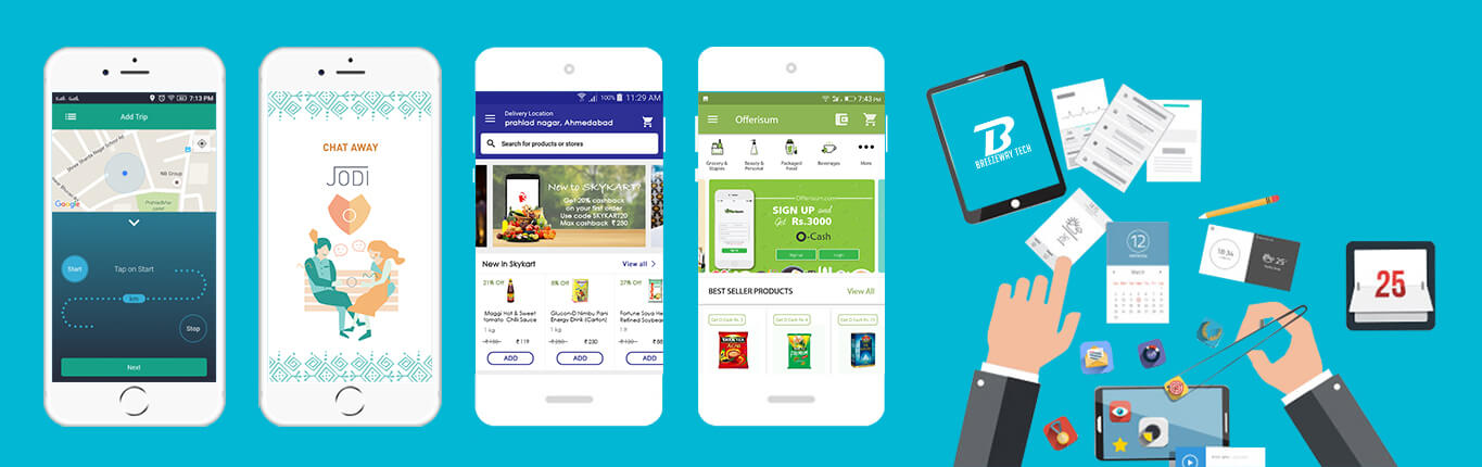 Top Web and Mobile Apps Development Company in India